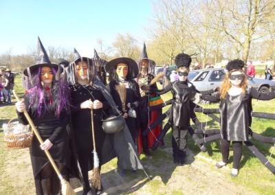 Participation au carnaval de Decize