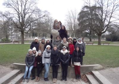 Voyage à Dijon