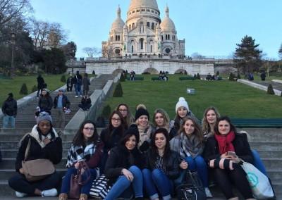 Voyage de deux jours à Paris