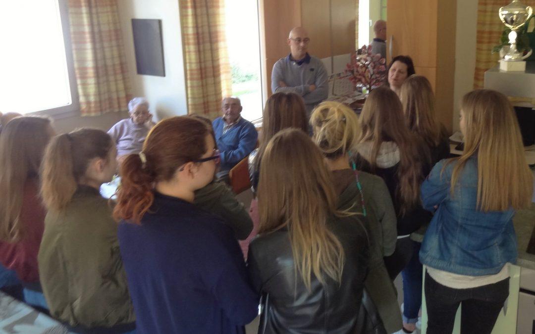 Visite des EHPAD du Centre Hospitalier de Decize