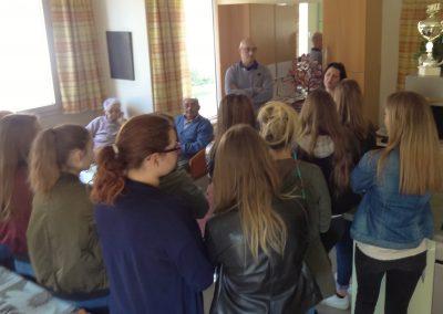 Présentation des missions de l'accueil de jour les campanules à Decize