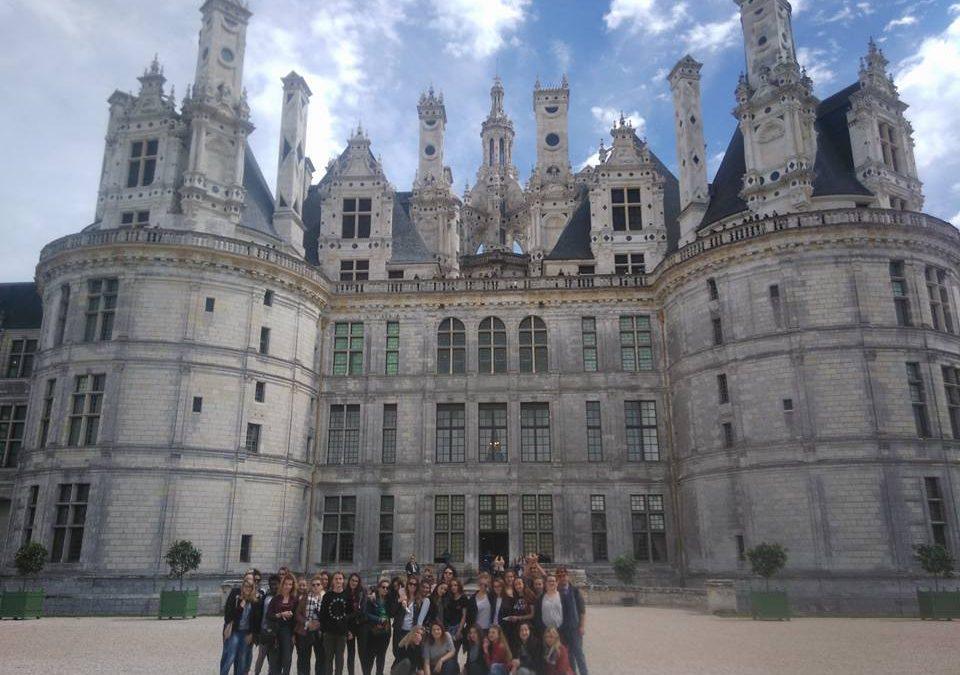 Voyage au château de Chambord