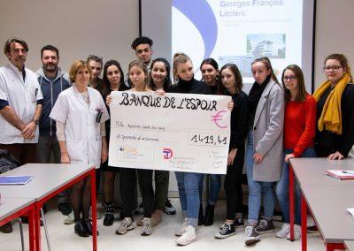 Lutte contre le cancer : soutien au CGFL de Dijon