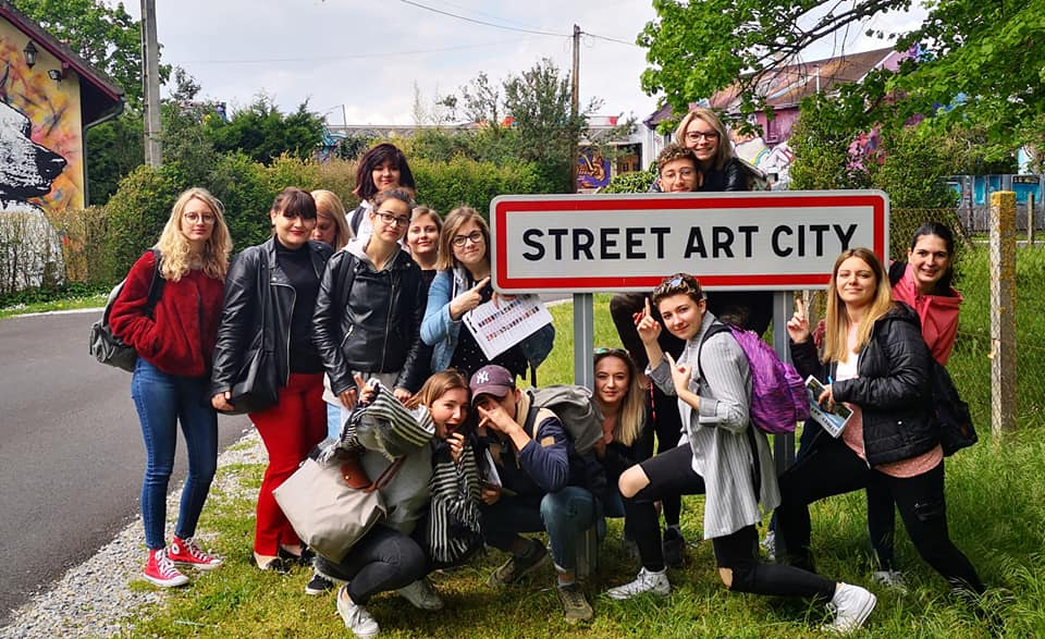 Voyage au pays du Street art…